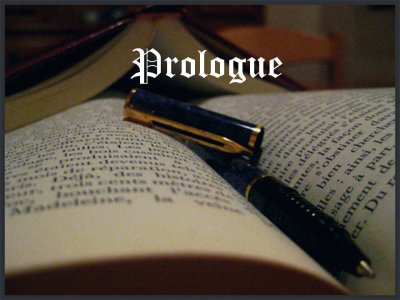 Prologue & Personnages