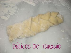 Recette turque - Paskalya çöreği