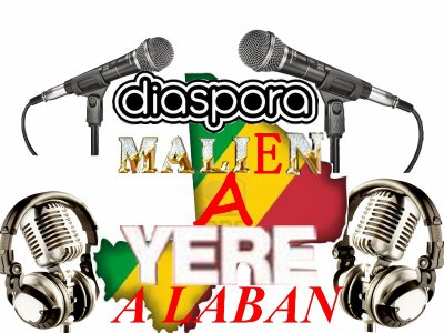 DIASPORA MALIEN A YERE A LABAN / SABALY AMED FEAT DJIMEN FLOW ET CHEICK-B (2014)
