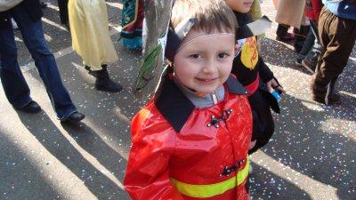 Carnaval de l'école...