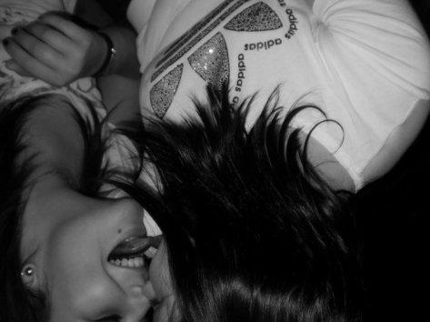 .Parce que ma vie sans toi à présent , ne serait plus jamais pareille <3