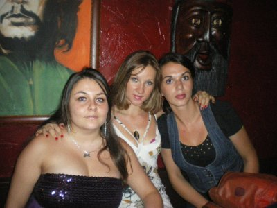 Anne-C, Tiphaine, Patoch, Alex & Moi