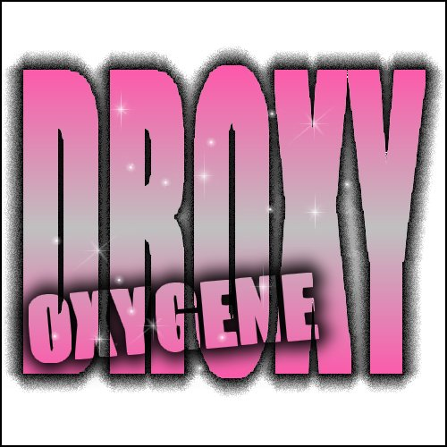 "DRoXY""ZER L'OXYGeNe DS 243 .."
