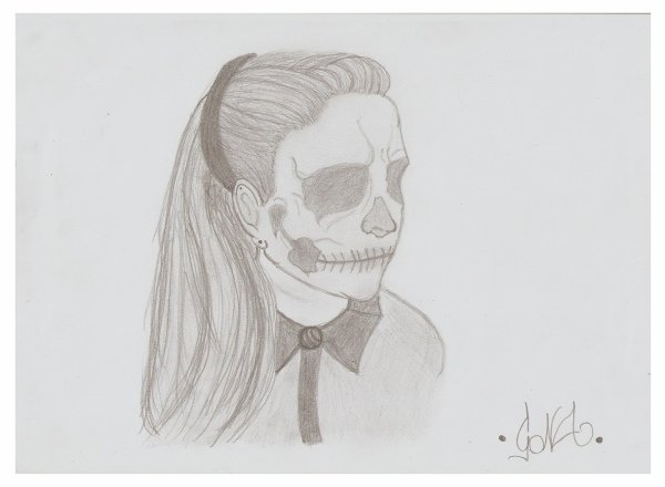 New Drawing / In The Darkness