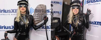 Nouvelles statues Lady Gaga au musée Madame Tussauds.