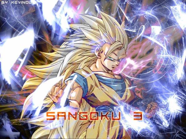 sangoku super saiyan 3