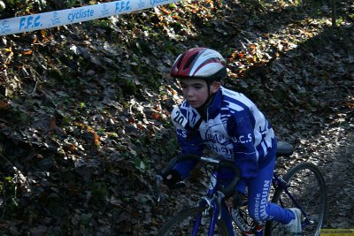 Moa a mes debut premiere course de cyclocross