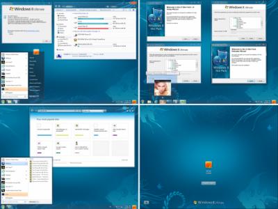 Transformer Windows 7 en 8 / Mac OS X Lion / Ubuntu