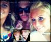 .   Samedi 25 Août : Aurélie à poster deux photos sur son compte twitter lorsqu'elle était en route pour l'anniversaire de Midou.  .