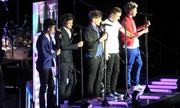 """One Direction : 5ive ,  """" Sans Twitter , ils ne seraient pas aussi célèbres . """""""