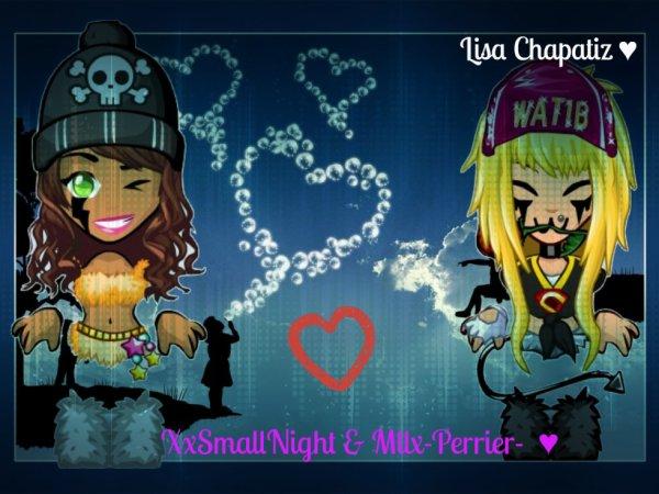 XxSmallNight & Mllx-Perrier- ♥