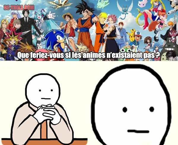 Ma réaction quand on m'as posé cette question. °-°