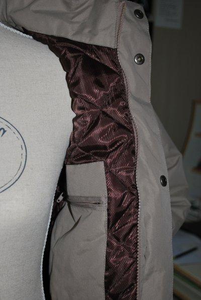 """o Manteau Equi-thème """"LOX-ER Hiver"""" *o"""