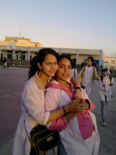 moi and najlae
