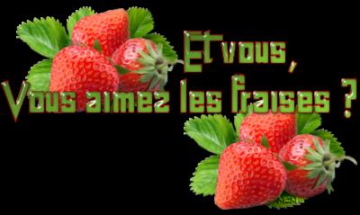 Roulé aux fraises & Nutella
