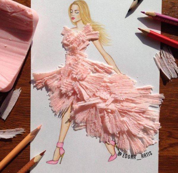 De jolies robes