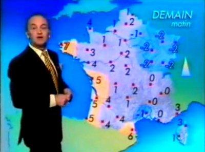 Situation météorologique en 2011