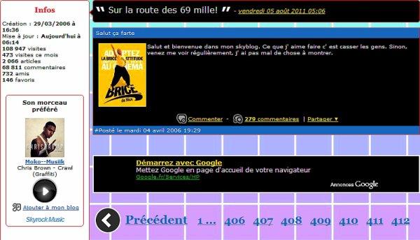 Les puissances de Montigny en Gohelle: l'année 2011.