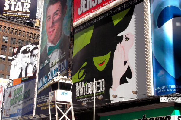 Wicked, 3 years after...