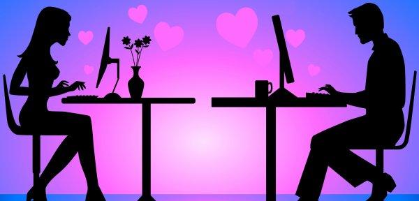Amour et internet: avant-après
