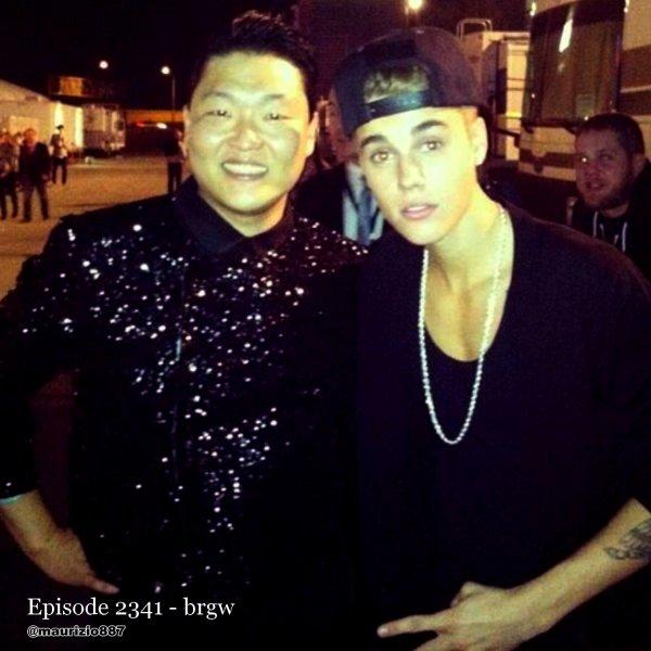 Psy vs Justin Bieber