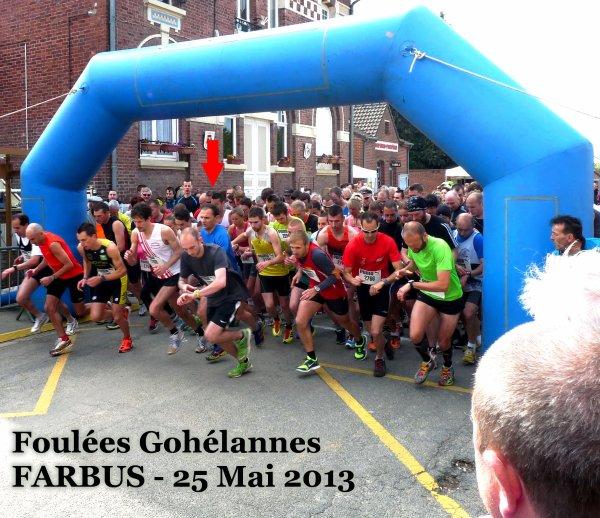 Foulées Gohélannes 2013: Attention au départ, dégagez la piste!