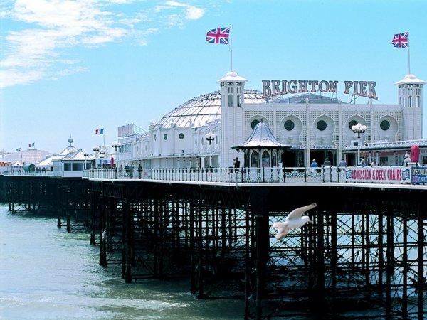 Brighton - 3 au 5 décembre 2013
