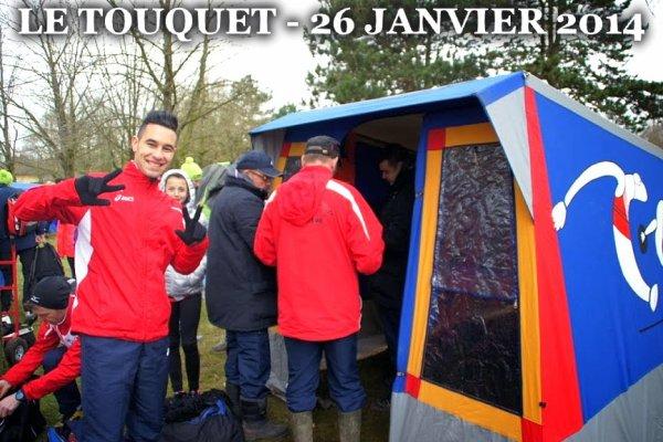 2014: Le Touquet