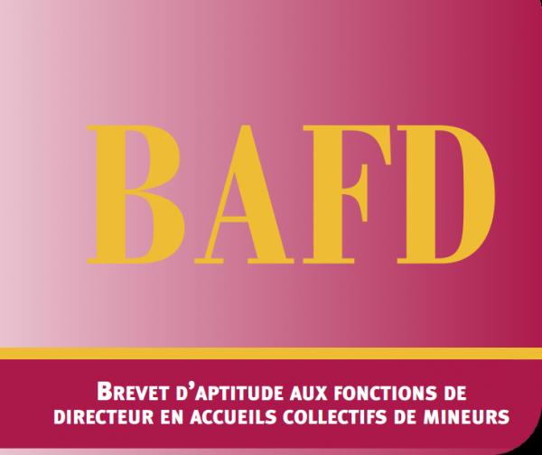 Formation BAFD: étape n°3