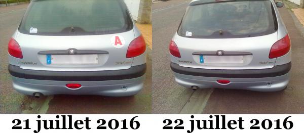 3 ans après
