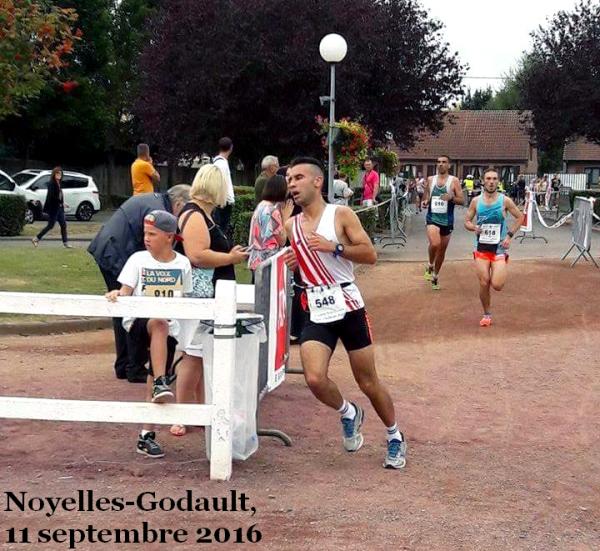Noyelles-Godault, 11 septembre 2016