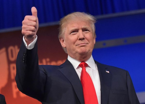 Donald Trump: comment les médias sont en train de vous quenelliser