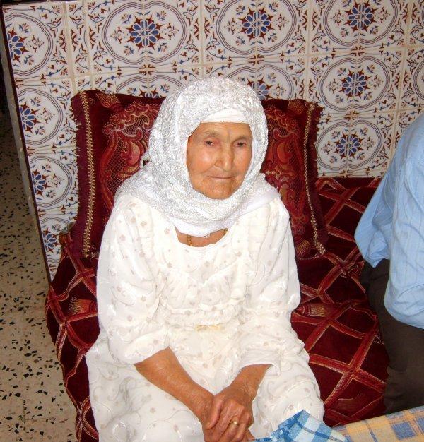 Décès de Yamina ISLI née OUAHAB