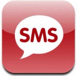 SMS personnalisés: pas pour cette année