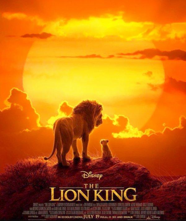 Le Roi lion revient en film