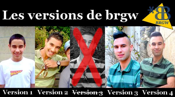 [ Tome 7 ] De Wingles à Widehem: les versions de brgw