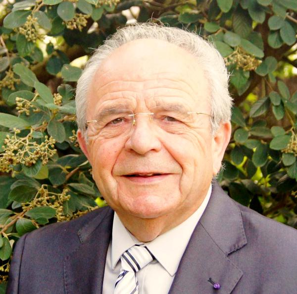 Eugène Binaisse, maire d'Hénin-Beaumont [ 25 mai 2010 - 29 mars 2014 ]