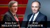 Jean-Luc Mélenchon contre Eric Zemmour