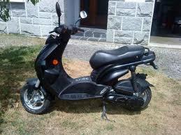 j'ai refait mon scooter