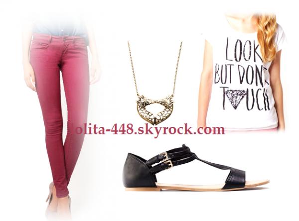 ♥ la tenue Bershka (nouvelle collection) ♥
