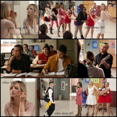 "Photos promotionnels de l'episode ""I kissed a girl"""