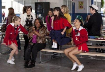 Photos promo du 3x10 de Glee