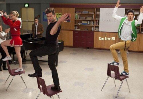 Photos et  video promo des nouveaux épisodes de Glee ♥