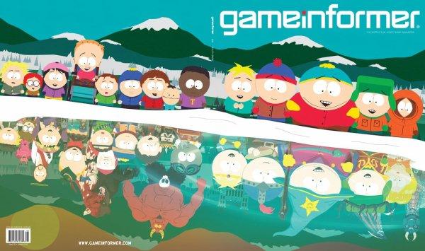 Bienvenu à South Park....