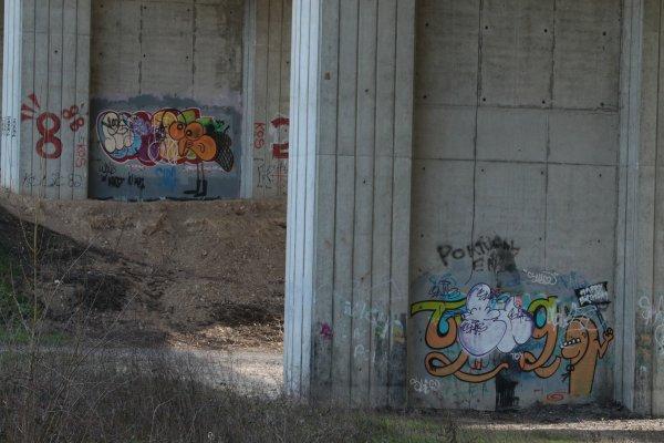 Graffitis Briarois