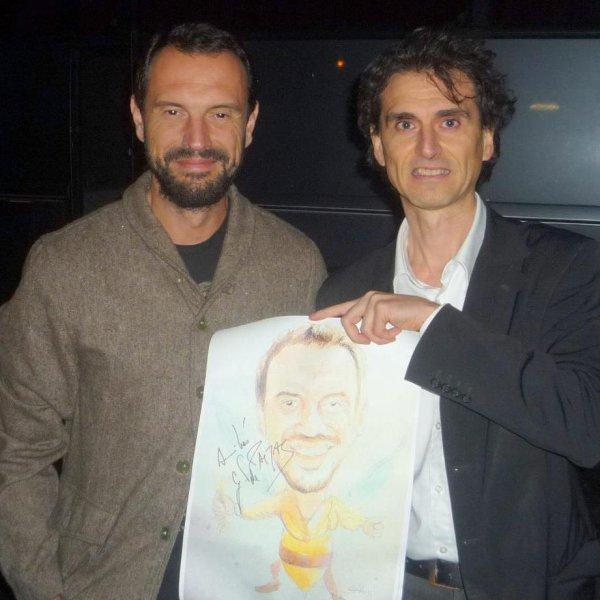 Hervé Rousseau ( souriresunanimes - Uderzo, Bilal, Moebius, Jidé Lius,Danny Boon...)