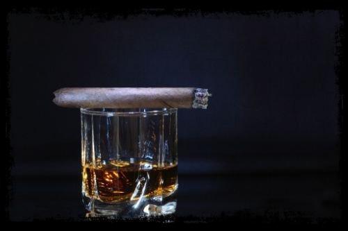 Arrété a temps de boire et fumer garantis votre capital SANTé .....