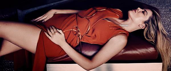 PHOTOSHOOT 2016 •● Découvrez les magnifiques photos de Khloé pour Harper's Bazaar.