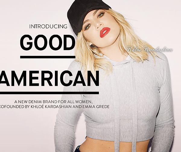 """SHOOT 2016 •● Découvrez toutes les photos promo de la collection de jean """"Good American""""."""