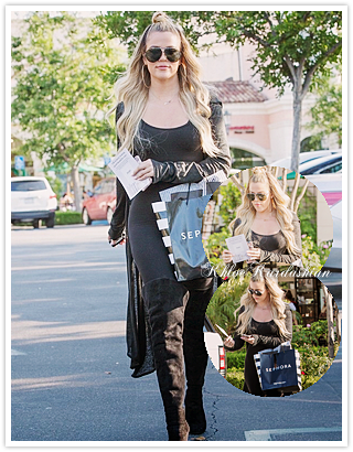 ___OUT FOR SHOPPING - 21 JUIN 2016